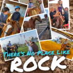 There's No Place Like ROCK photo collage