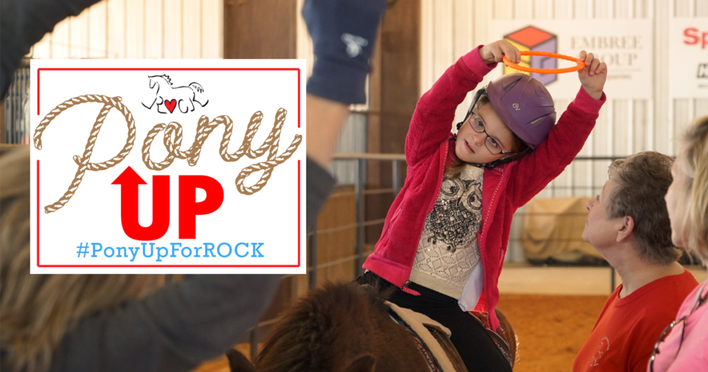 Pony Up for ROCK