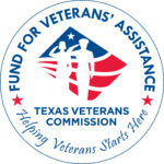 Fund for Veterans' Assistance - Texas Veterans Commission logo