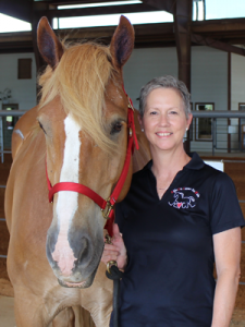 Dorothy O'Neal, Chief Operating Officer / PATH Intl. Certified Therapeutic Riding Instructor